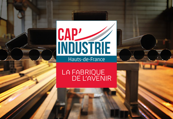 CAP Industrie - Lancement Club Robotique